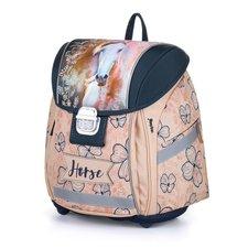 Školní batoh PREMIUM LIGHT kůň romantic