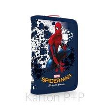 Karton P+P Penál 1 p. s chlopní, naplněný Spiderman