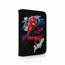 Karton P+P Penál 1 p. 2 chlopně, prázdný Spiderman 3-50818