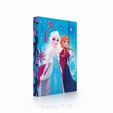 Karton P+P Box na sešity A4 Frozen 3-76218