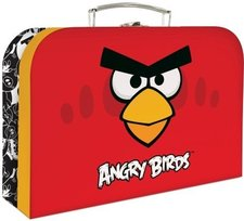 Karton P+P Kufřík Angry Birds