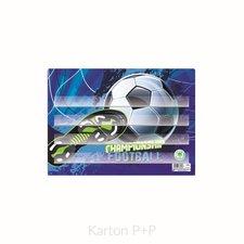 Karton P+P Podložka na sestavování slov fotbal