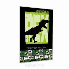 Karton P+P Desky na ABC T-rex 3-96618