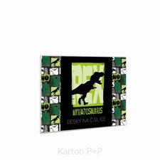 Karton P+P Desky na číslice T-rex 3-97618