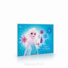 Karton P+P Desky na číslice Frozen 3-98418