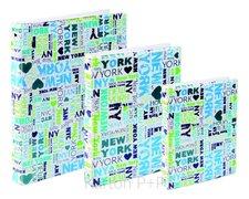 Karton P+P KARIS A5 PVC New York bez registru