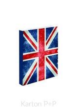 Karton P+P KARIS A5 PVC vlajka UK bez registru