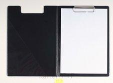Karton P+P Dvojdeska A5 plast černá