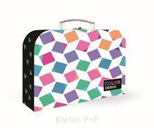 Karton P+P Kufřík lamino 34 cm Cubes 5-65618
