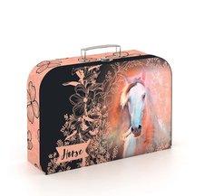 Kufřík lamino 34 cm kůň romantic