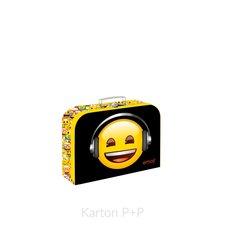 Karton P+P Kufřík lamino 34 cm Emoji