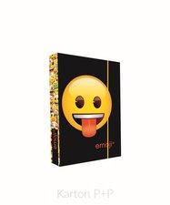 Karton P+P Box na sešity A5 Emoji