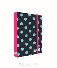 Karton P+P Box na sešity A5 Romantic Nature Dots 5-67818