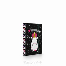 Karton P+P Box na sešity A5 Despicable Me 3 Unicorn 5-68918