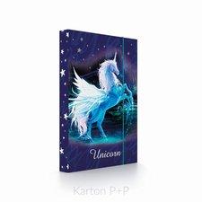 Karton P+P Box na sešity A4 Unicorn 5-69218