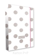 Karton P+P Box na sešity A4 Romantic Nature Dots