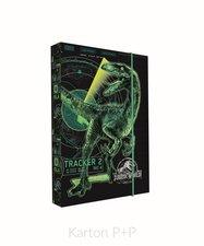 Karton P+P Box na sešity A4 Jumbo Jurassic World 5-70418