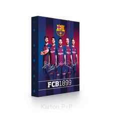 Karton P+P Box na sešity A4 Jumbo FCB 5-70518