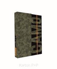 Box na sešity A4 Jumbo Camo 5-71918