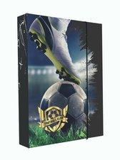 Box na sešity A5 Jumbo fotbal