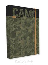 Karton P+P Box na sešity A5 Jumbo Camo