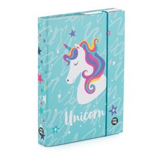 Box na sešity A5 Unicorn iconic