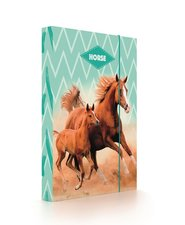 Box na sešity A4 Jumbo Oxy Style Mini horse