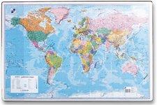 Karton P+P Podložka na stůl - mapa světa