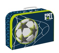Kufřík lamino 34 cm fotbal 2