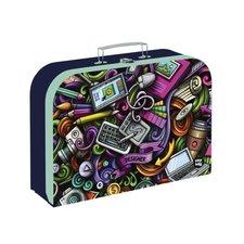 Kufřík lamino 34 cm Graffiti 2