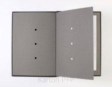 Karton P+P Podpisová kniha - Hanibal