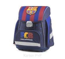 Karton P+P Školní batoh PREMIUM FCB 7-63918