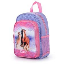 Batoh dětský předškolní kůň