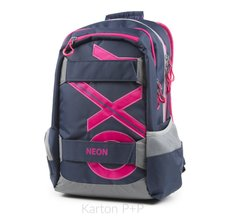 Karton P+P Studentský batoh OXY Sport BLUE LINE Pink 7-69618