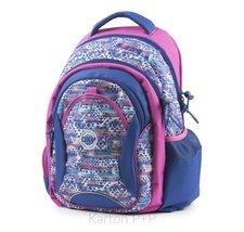 Karton P+P Studentský batoh OXY Fashion Aztek 7-70818
