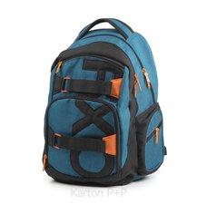 Karton P+P Studentský batoh OXY Style Blue 7-72318