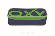 Karton P+P Pouzdro etue komfort OXY BLUE LINE Green 7-77118