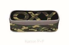 Karton P+P Pouzdro etue komfort OXY Army 7-77318