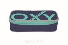 Karton P+P Pouzdro etue komfort OXY BLUE LINE Tyrkys 7-77418