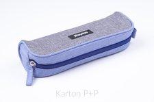 Karton P+P Etue OXYBAG velká šedo-fialová