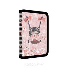 Karton P+P Penál 1 p. s chlopní, naplněný Dolly 7-88818
