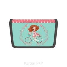 Karton P+P Penál 1 p. s chlopní, naplněný Lola 7-89318