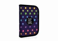 Karton P+P Penál 1 p. 2 chlopně, prázdný OXY Dots