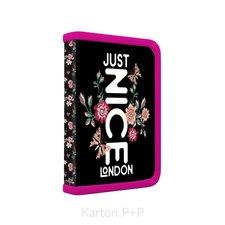 Karton P+P Penál 1 p. 2 chlopně, prázdný OXY Romantic Nature 7-90518