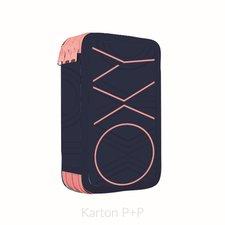 Karton P+P Penál 3 p. prázdný OXY PASTEL LINE pink