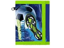 Karton P+P Dětská textilní peněženka fotbal