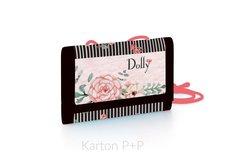 Karton P+P Dětská textilní peněženka Dolly 7-95518
