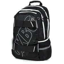 Karton P+P Studentský batoh OXY Sport BLACK LINE white