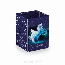Karton P+P Kelímek na tužky lamino Unicorn 1