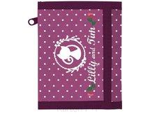 Karton P+P Dětská textilní peněženka Lilly